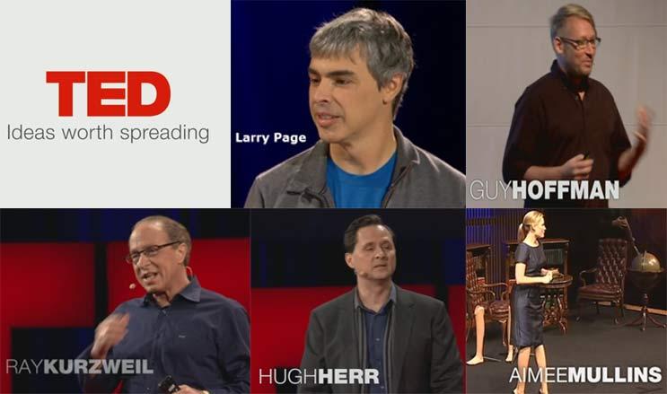 Ted le futur