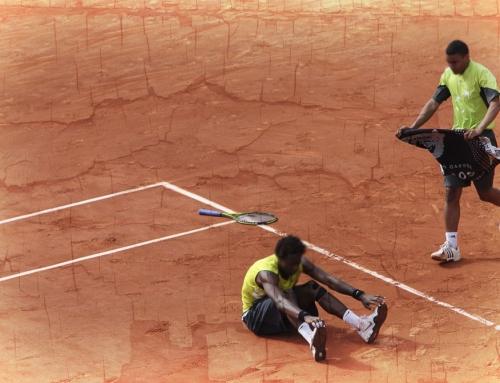 Roland Garros, le repos Photos @alexandre3h33